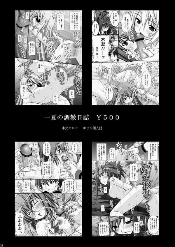 【閃乱カグラ エロ同人】飛鳥が怪しいヤツラに拘束され媚薬使われ陵辱レイプ【無料 エロ漫画】26