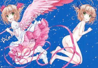 【カードキャプターさくら】桃矢とさくらの姿したミラーが2人きりになってさくらが処女かどうか気になりだしたからミラーのオマンコを確認してみたけど良くわかんないから入れてみたwww【エロ同人誌・エロ漫画】