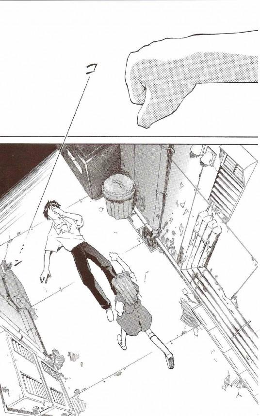 【エヴァ エロ同人】戦いの後記憶を無くしたシンジが飛鳥とどうすごしてたのか葛藤しながら向き合っていこうとした先には…エロ極少だが良作だお【無料 エロ漫画】003_Re_Take_After_004