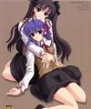 【Fate/stay  エロ同人誌】淫乱な桜がガンガンオチンポで突かれてやめてくださいって言ってやめたらオチンポ欲しがっちゃうビッチになってるおwww【Fate/Zero エロ漫画】