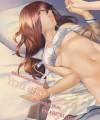 【シュタインズ・ゲート エロ同人】オークションで売られた鈴羽が飼い主の所に行ったら【無料 エロ漫画】