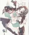 【エロ同人誌】知的な感じの巨乳眼鏡っ子の幼馴染JKとラブラブ中出しSEX!【無料 エロ漫画】