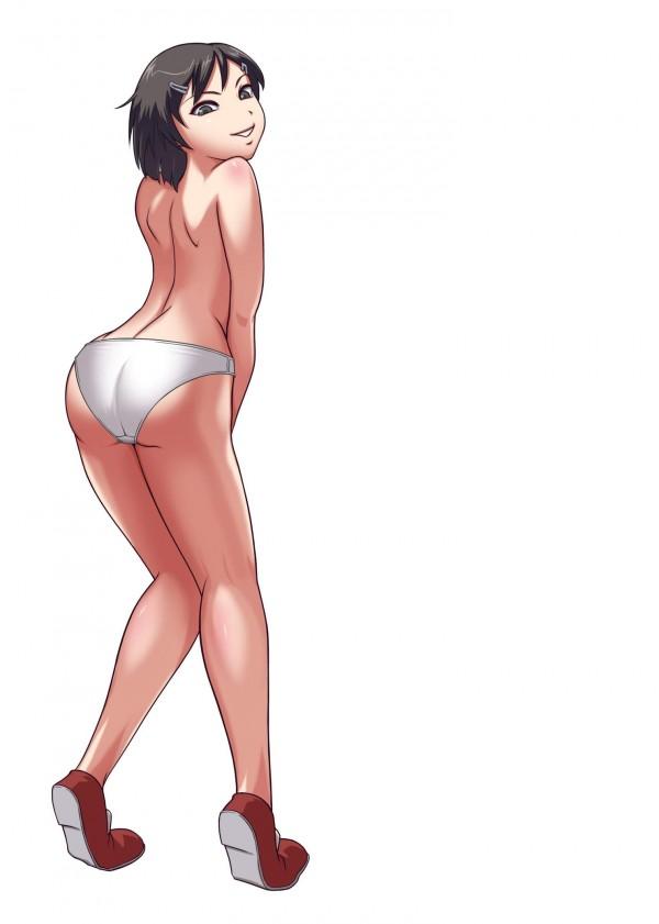 【エロ同人誌】ちっぱい女子校生のエッチなフルカラーイラストをどぞ!【無料 エロ漫画】073