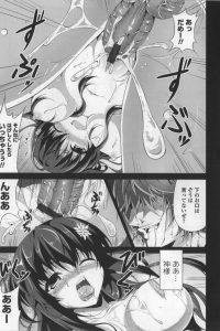 【エロ漫画】巨乳JKが幼馴染で密かに思い寄せる男子がAVにハマって危ない方向に向かっちゃってたから身体張って更生させる作戦!【石神一威 エロ同人】