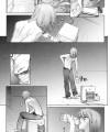 【エロ漫画】ヤクザの組長の男が1人で粗朶れている巨乳美女姉妹と3Pをして近親相姦を楽しみ続けちゃう