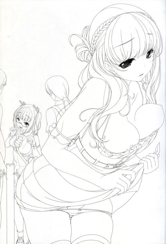 オタサーの姫がフェラチオしたりパイパンオマンコにちんこ挿れられて中出しされちゃうよww str003