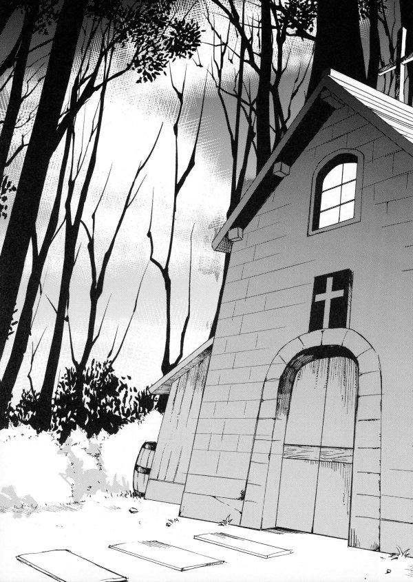 【RO エロ漫画・エロ同人誌】プリーストへの転職目指したパイパン美少女が下衆な司教様に鬼畜に尻穴開発されて中出しされ放題の性奴隷堕ちw pn006