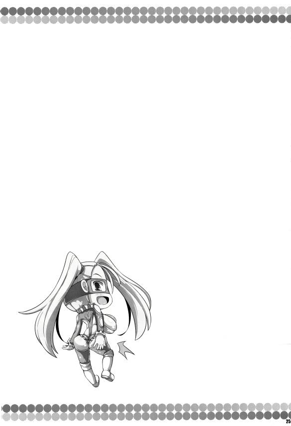 【ストファイ】ミちとナデシコがパイズリフェラして中出し逆レイプww【エロ漫画・エロ同人誌】 024