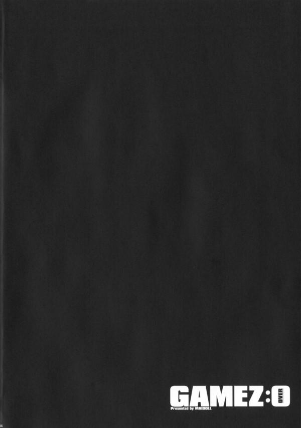 【GANTZ エロ同人誌・エロ漫画】巨乳のレイカが性処理便所になってるwガンツを操る男の言いなりになって中出しセックス三昧www (3)