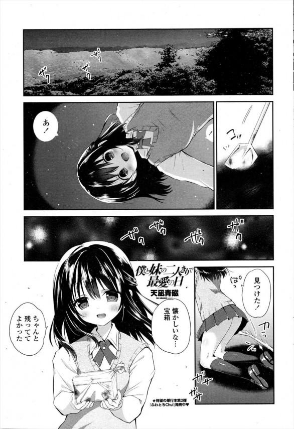 【エロ漫画】妹が引きこもりの兄貴とお風呂で近親相姦SEX!【天凪青磁 エロ同人】 (1)