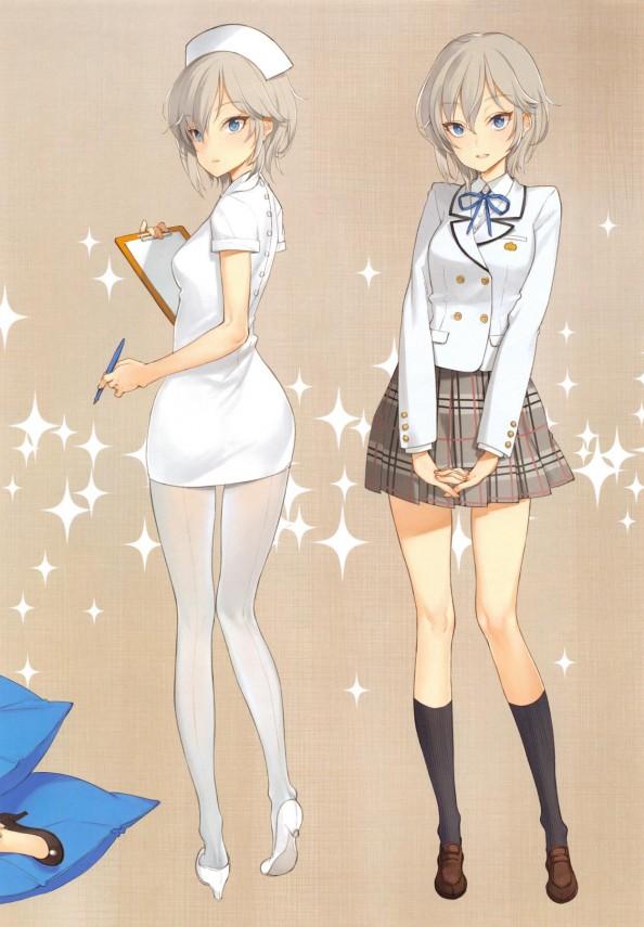 【モバマス】美少女たちが制服やコスプレでプロデューサーとラブラブHしているよwww【エロ漫画・エロ同人】 (18)