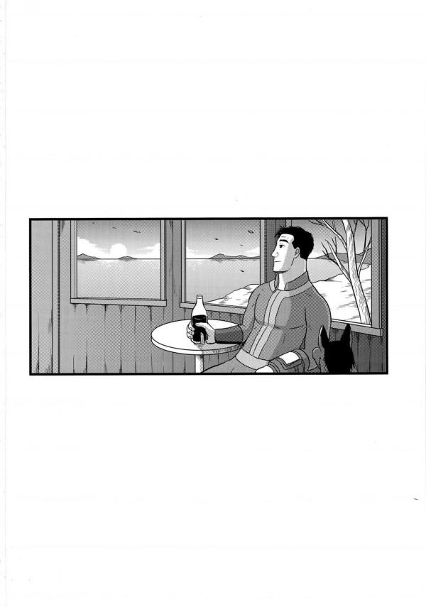 【孤独のグルメ 非エロ漫画・非エロ同人誌】井之頭五郎が新しい土地を探しながらゆる~くグルメwwwwwwwwwwwwwww (28)