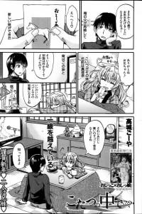 【エロ漫画】ロリな妹と留守番しててエッチな事を堪能する兄!【高城ごーや エロ同人】