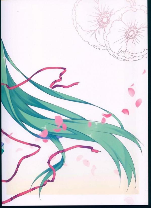 【ボカロ】初音ミクとマスターは仲良し♪恋バナとかもしちゃうwww【VOCALOID エロ漫画・エロ同人】 (34)
