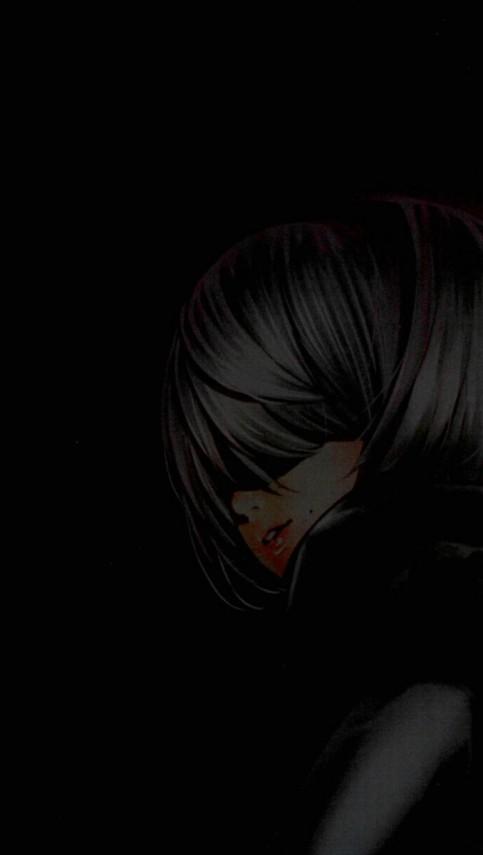 【ニーアオートマタ】2Bと9Sは戦闘の合間にパコパコやっている♡♡【エロ漫画・エロ同人】 (22)