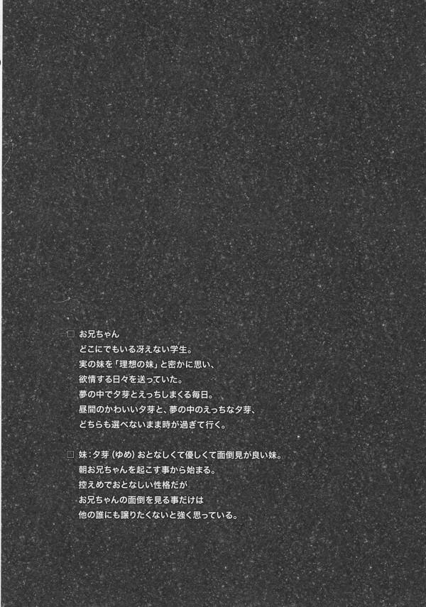 ロリかわの妹二人と3Pしちゃ兄貴はうらやまwww【エロ漫画・エロ同人】 (3)