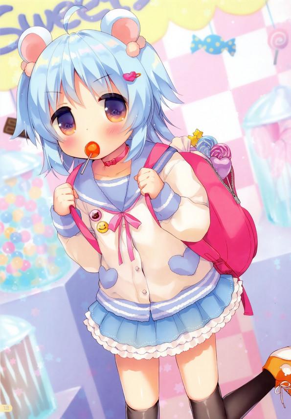 ロリかわの妹属性の写真集wwwきわきわのが多すぎwww【エロ漫画・エロ同人】 (13)
