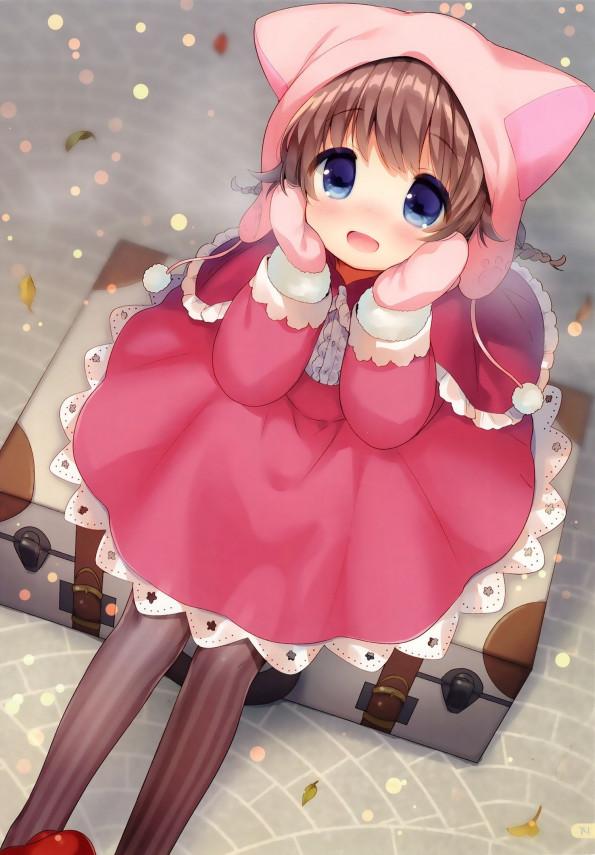 ロリかわの妹属性の写真集wwwきわきわのが多すぎwww【エロ漫画・エロ同人】 (14)