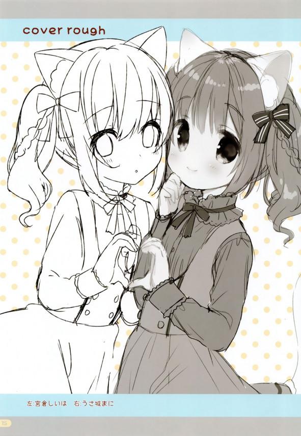 ロリかわの妹属性の写真集wwwきわきわのが多すぎwww【エロ漫画・エロ同人】 (15)