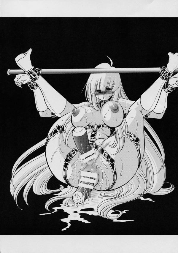 肉便器として派遣された騎士団www男たちに好き勝手性処理につかわれちゃうwwwけど任務だし仕方ないよねwww【エロ漫画・エロ同人】 (4)