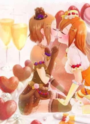 【ラブライブ!】ツバサと穂乃果のラブラブ同棲性活♪【エロ漫画・エロ同人】