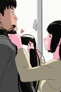 【エロ漫画】アリサ姉と初詣帰りにボックスでオチンポを髪コキしてもらって興奮!柔道の得意な姉の和服を押し倒して犯す