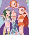 【エロ同人誌】ロリ幼女のAVアイドルが大人3人相手に濃厚な4Pしちゃってますwww【P.A.Project エロ漫画】