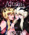 【エロ同人 FGO】「アルトリア・ペンドラゴン・ランサー」と「アルトリア・ペンドラゴン・ランサー・オルタ」が二人がかりでマスターに魔力供給をねだる。【自己満喫。 エロ漫画】