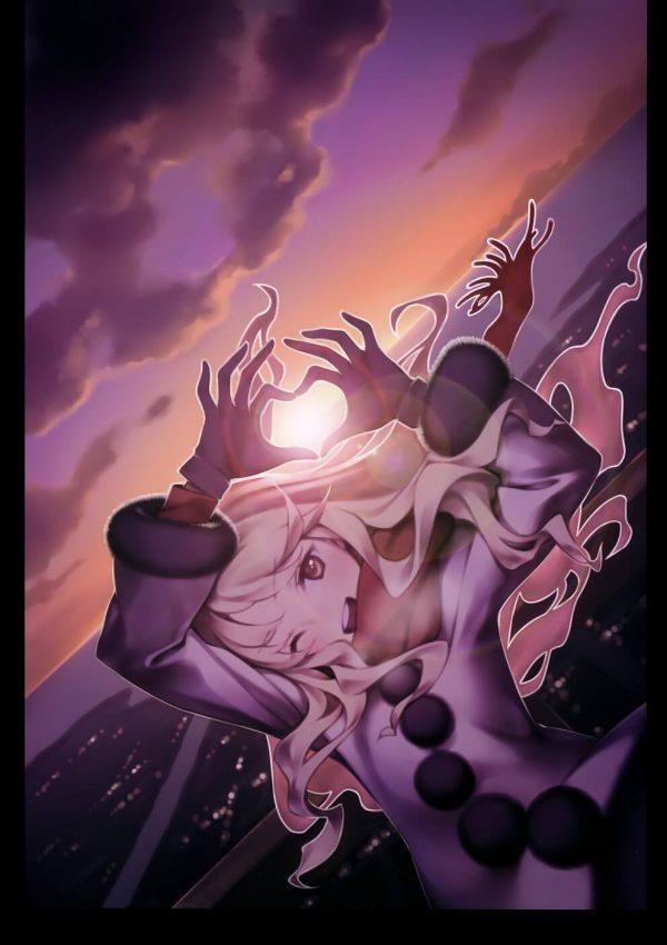 【エロ同人誌】制服少女達のちょっとエッチで超美麗なフルカラーなイラスト集!【悪徳同盟 エロ漫画】(22)