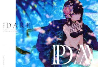 【エロ同人誌】ゴスロリコスプレの美少女が満載なフルカラーイラスト集!【hanasaku エロ漫画】