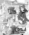 【エロ漫画】巨乳JKが忘れ物を取りに放課後の教室に戻ると、そこではクラスメイトが教師に中出しセックスされていた。【はるるん エロ同人】