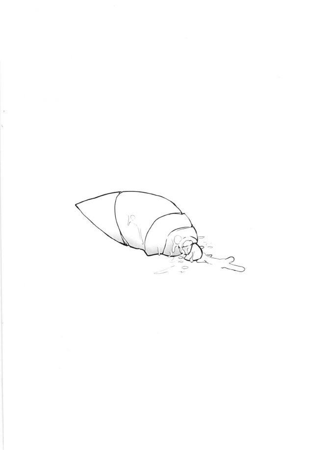 【エロ同人 バーチャルYouTuber】巨乳のディープウェブアンダーグラウンドがカメラの前でハメ撮り生配信開始!【無料 エロ漫画】(16)