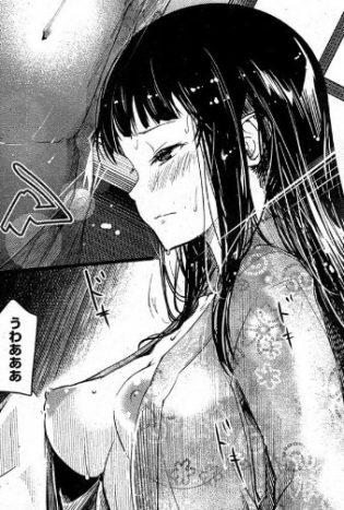 【エロ漫画】従妹の涼花は男が寝たと思って巨乳を揉み乳首を弄りながら手マンでオナニーして逝くwwwww【無料 エロ同人】