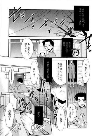【エロ漫画】姉が熱を出したので身体を拭いてあげてる弟が急に覚醒www【無料 エロ同人】
